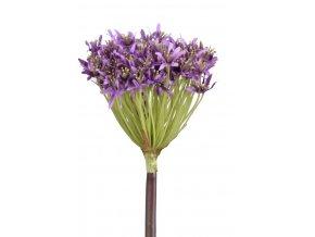 Umělá květina šalotka