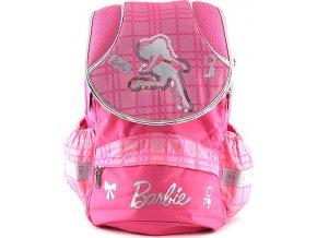 Školní batoh | dívčí | Barbie | růžový