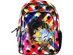 Školní batoh | voděodolný povrch | Betty Boop | barevný