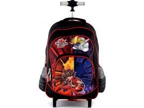 Školní batoh | chlapecký | voděodolný povrch| Bakugan