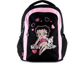Školní batoh | dvoukomorový | Betty Boop