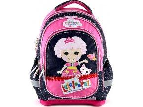 Školní batoh | Lalaloopsy | princezna s kočičkou