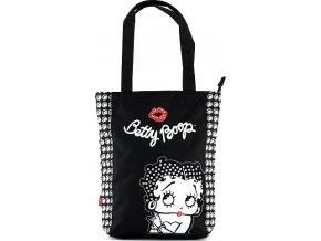 Nákupní taška | Betty Boop | se třpytivými kamínky