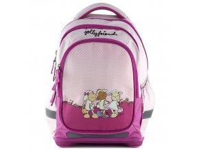 Školní batoh | Nici | ovečky | 41x31x18cm