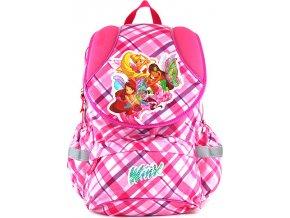 Školní batoh | Winx Club | růžový | 40x30x20cm