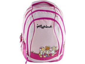 Školní batoh | 2v1 | Nici | tři ovečky | 46x32x13cm