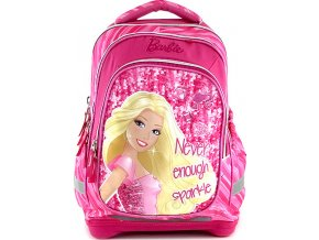 Školní batoh | Barbie | Never enough sparkle