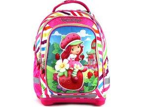 Školní batoh | Strawberry Shortcake | dívka jahody