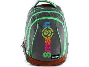 Školní batoh | Smash | 2v1 | šedý