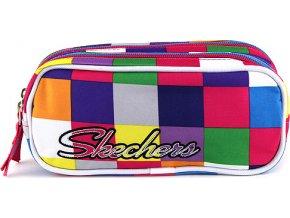 Školní penál | Skechers | dvoukomorový