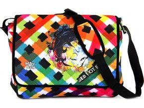 Taška přes rameno | Betty Boop | barevná