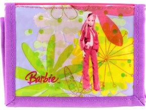 Peněženka Barbie | růžovo/fialová