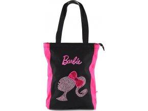 Nákupní taška | Barbie| růžovo-černá