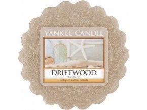 Vonný vosk | Yankee Candle | Naplavené dřevo | 22g