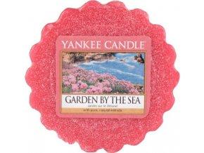 Vonný vosk | Yankee Candle | Zahrada u moře | 22g