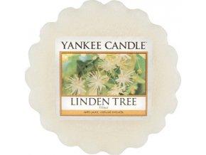 Vonný vosk | Yankee Candle | Lipový strom | 22g