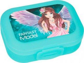 Svačinový box | Top Model | ASS | Víla Fantasy | zelený