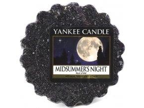 Vonný vosk | Yankee Candle | Letní noc | 22g