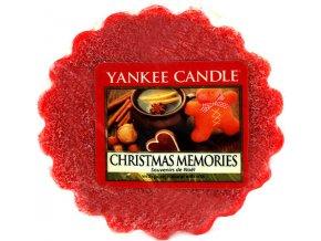 Vonný vosk | Yankee Candle | Vánoční vzpomínky | 22g