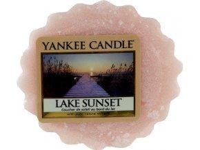 Vonný vosk | Yankee Candle | Západ slunce u jezera | 22g