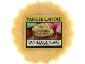Vonný vosk | Yankee Candle | Vanilkový košíček | 22g
