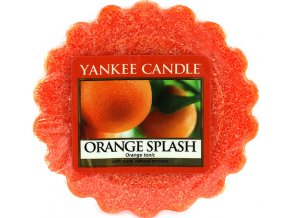 Vonný vosk | Yankee Candle | Pomerančová šťáva | 22g