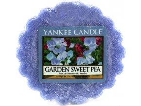 Vonný vosk | Yankee Candle | Květy ze zahrádky | 22g