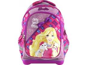 Školní batoh | Target | Panenka Barbie | růžový