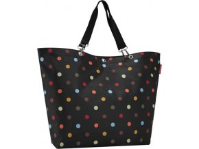 Nákupní taška | Reisenthel | s barevnými puntíky