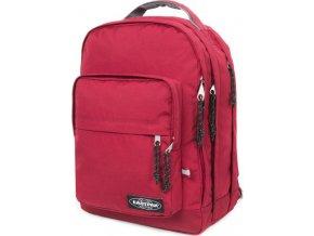 Studentský batoh | dvoukomorový | Vínový