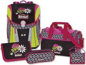 Školní set Scout Sunshine, Sunny, 5-dílný