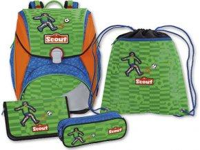 Školní set Scout Alpha, fotbalista