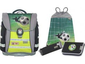 Školní souprava | Mc Neill | 4-dílná | fotbalista | ERGO Light COMPACT flex