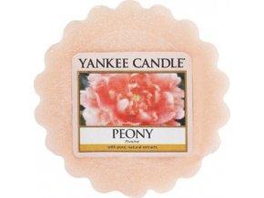 Vonný vosk | Yankee Candle | Pivoňka | 22 g