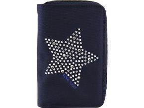 Peněženka Top Model Modrá s hvězdou