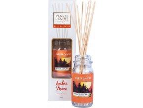 Vonná stébla | Yankee Candle | Jantarový měsíc | 240 ml
