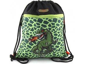 Sportovní vak | Target | T-Rex | barva zelená