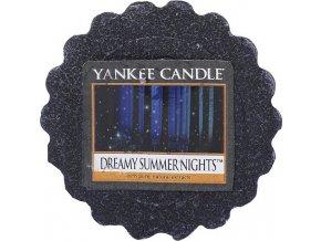 Vonný vosk | Yankee Candle | Zasněné letní noci | 22 g
