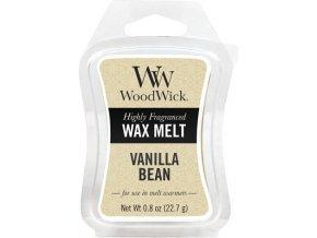 Vonný vosk | WoodWick | Vanilka | 6 x 23g