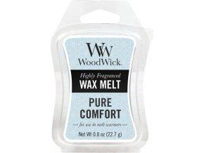 Vonný vosk WoodWick Čistota a pohodlí, 6 x 22.7 g