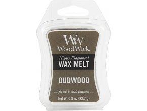 Vonný vosk WoodWick Pryskyřice, 6 x 22.7 g
