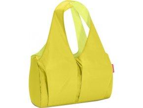 Skládací taška Reisenthel Žlutozelená | mini maxi happybag