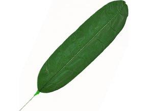 Banánové listy Europalms výška 98 cm, 12 ks