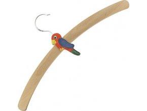 Ramínko Mertens Ramínko papoušek
