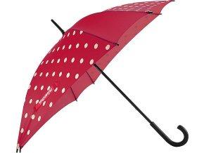 Deštník | Reisenthel | Červený s puntíky