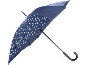 Deštník | Reisenthel | Modrý s puntíky