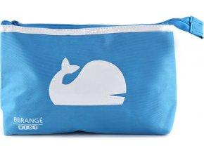 Kosmetická taška Berangé Voyage velryba