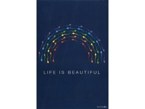 Blahopřání Born 2B LIFE IF BEAUTIFUL