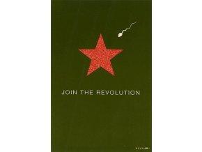 Blahopřání Born 2B JOIN THE REVOLUTION