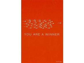 Blahopřání Born 2B YOU ARE A WINNER